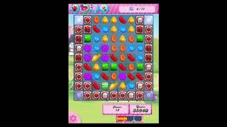 Candy Crush Saga Level 280 Walkthrough