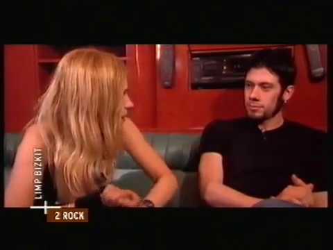 Limp Bizkit - Interview with Wes Borland...