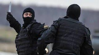 ロシア特殊部隊 [ スペツナズ ]戦闘訓練
