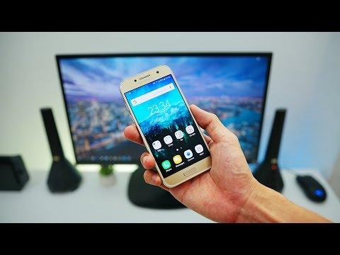 Samsung Galaxy A3 2017 Indonesia - Hampir Jadi Daily Driver