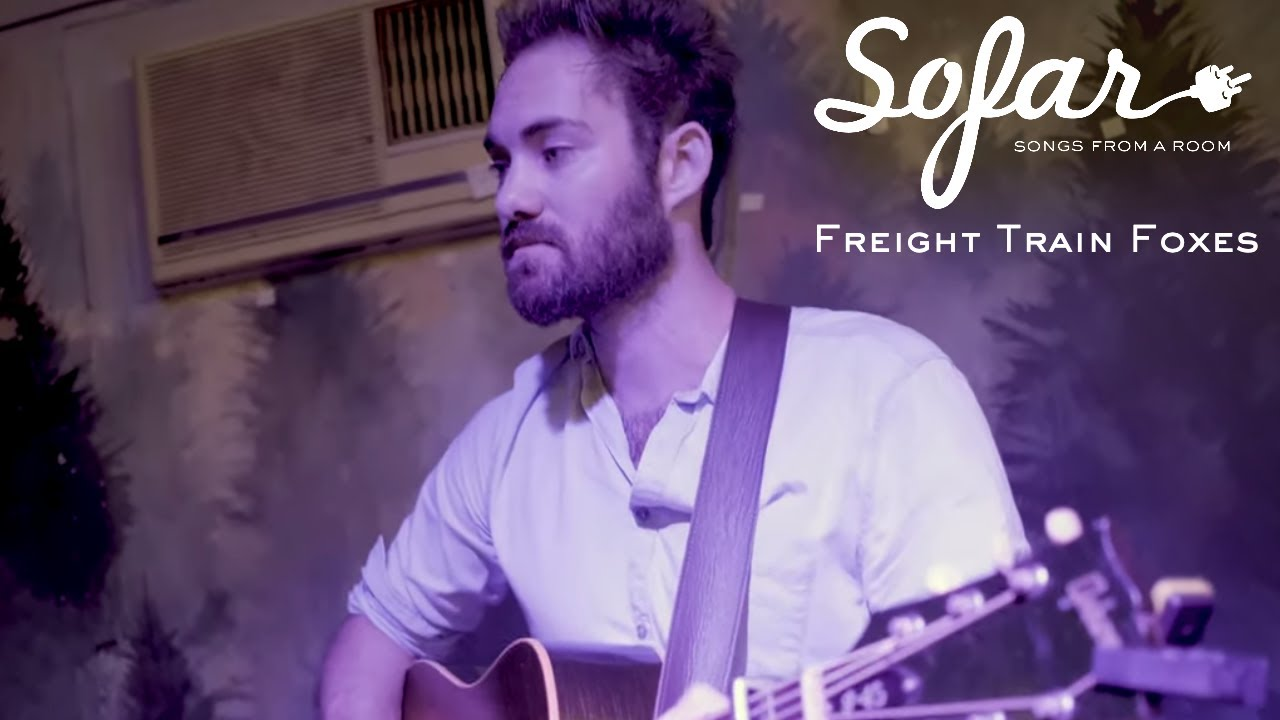 Freight Train Foxes - She Loves Me Not | Sofar Brisbane