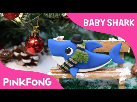 How to make a Clay Daddy Shark  Pinkfong Clay  Ba Shark  Pinkfong Songs for Children