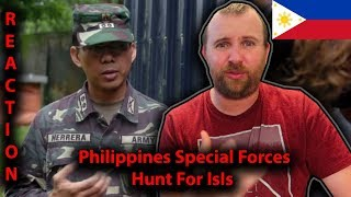 Philippines Special Forces Are On The Hunt For ISIS Militants in Marawi City REACTION