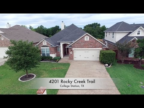 4201 Rocky Creek Trail - College Station, TX