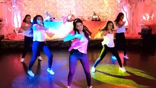 Repeat youtube video Awesome Surprise Dance Quinceanera | Fairytale Dances
