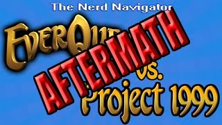 Everquest vs Project 1999: Aftermath - Comment Commentary