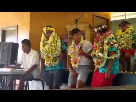 Cook Island Song