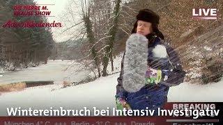 Türchen Nr. 16 – Wintereinbruch bei Intensiv Investigativ