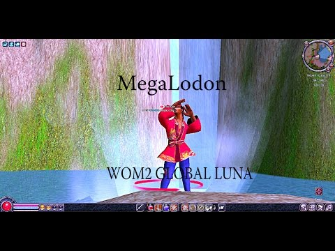 Wom2 global Luna♛MegaLodon♛Mixtape#2(song by Kuchiyose)