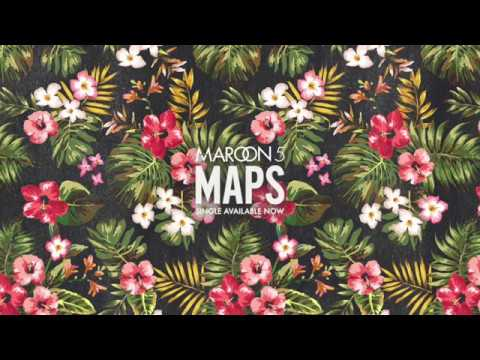 Maroon5   MAPS 10 hours(lyrics)