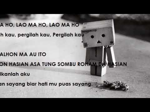 Jonar Situmorang  - Asa Sombu Roham . Bahasa Batak Dan Artinya (Danbo Versi)