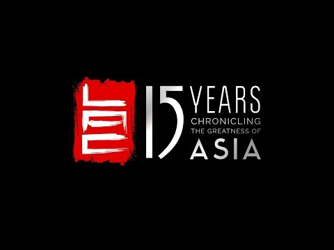 LIVING ASIA CHANNEL 15TH ANNIVERSARY Teaser 1  Living Asia Channel