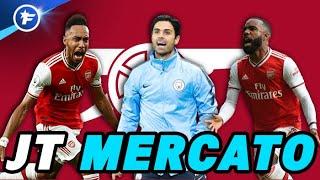 C'est le grand désordre à Arsenal | Journal du Mercato