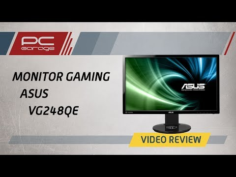 PC Garage - Video Review Monitor LED ViewSonic Gaming XG2401 by PC