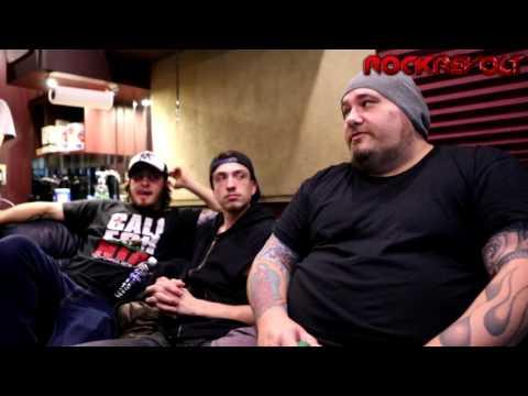 RockRevolt™Magazine, Radio & TV talks with One Less Reason