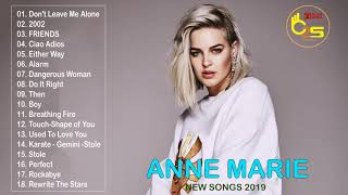 Anne Marie Greatest Hits Full Album 2019 - Best Of Anne Marie Collection