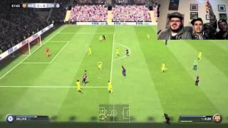 il delirio in questo video di fifa :O occhio alla clip bonus finale...