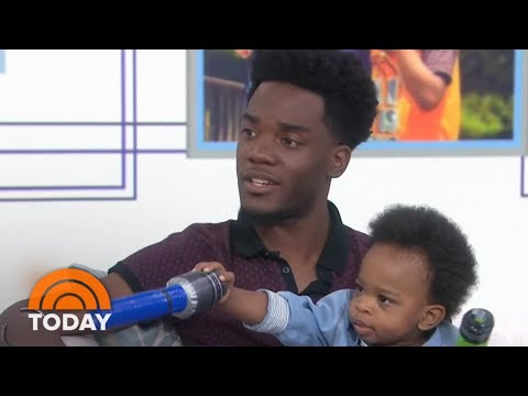 Meet The Babbling Baby And Dad Behind That Adorable Viral Video | TODAY