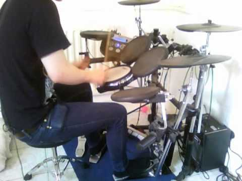 Aaron Kitcher - Bring Me The Horizon - 'Pray for Plagues' -  [Drum Cover]