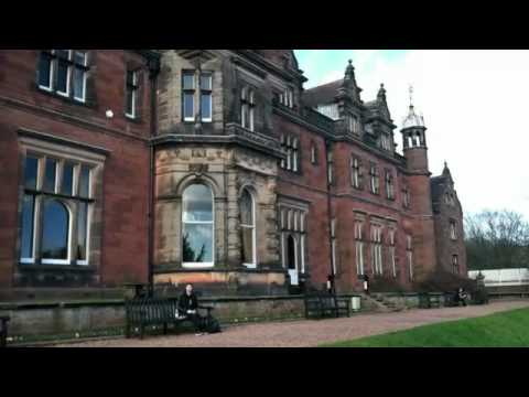 Jeff Burnett Travels to Keele University
