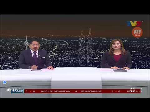 Bulletin Utama 15/7/2017 - MRT SBK Fasa 2