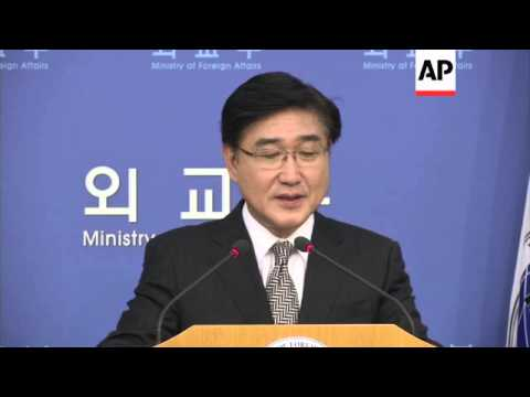 SKorea expresses support for effort to fight Islamic State group