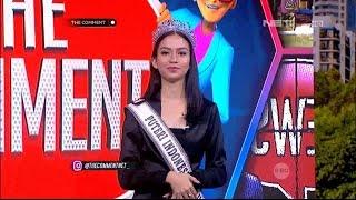 Karina Nadila Lebih Kalem Nanggepin Danang Darto Kali Ini (2/4)