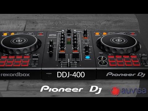 Review Pioneer DDJ-400 Auvisa