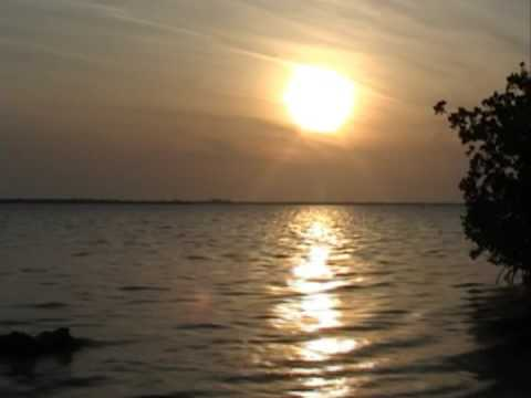 Pineland Florida sunset 03/31/09