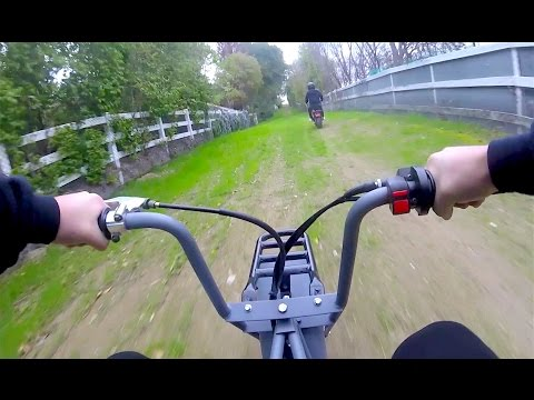 Fox Trail Scout Mini Bike Mini Trail Bike Supply