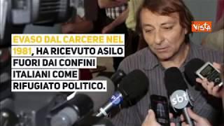 Dopo l'elezione di Bolsanaro in Brasile, Cesare Battisti latitante da giorni
