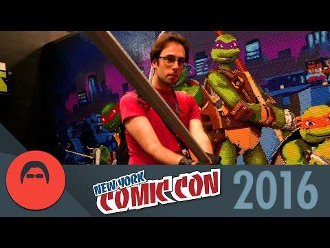 New York Comic Con 2016