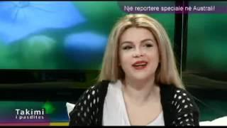 """Silva Gunbardhi """" Emisioni per Shqiptaret ne Australi"""".mp4"""