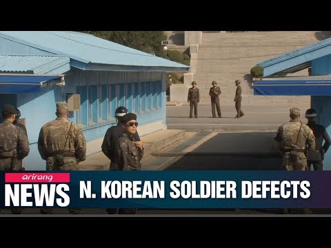 North Korea Soldier Makes Daring Defection To South Korea Across JSA