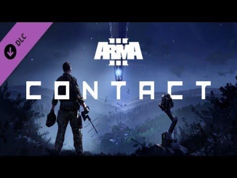 Российский спецназ против инопланетян, дополнение Arma 3 Contact