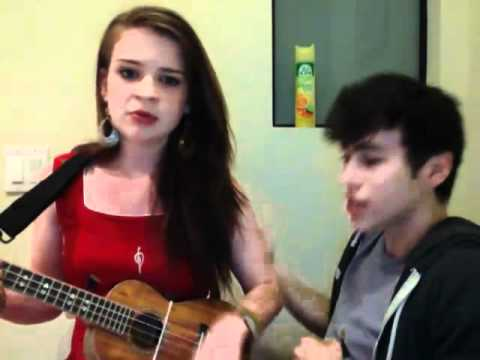 Family Portrait- Pink (Cover By Max Schneider And Madeline Rhodes)