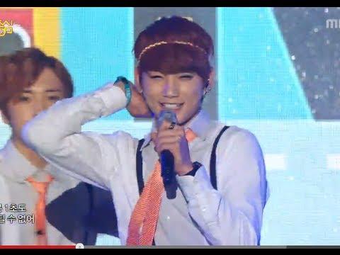 음악중심 - A-Prince - Mambo, 에이프린스 - 맘보 Music Core 20130817