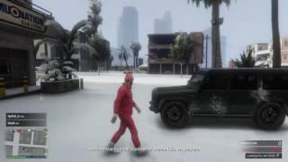 Grand Theft Auto Online Christmas 2016