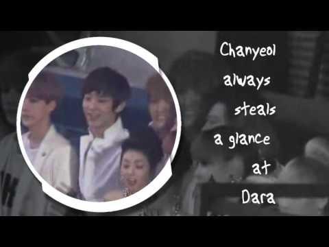 Chanyeol dating dara