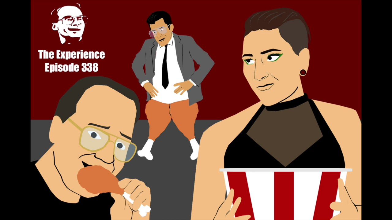 Jim Cornette Reviews Rhea Ripley vs. Robert Stone & Aliyah at NXT's Great American Bash