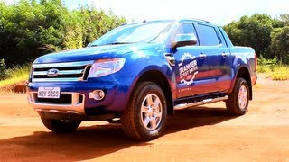Avaliação Ford Ranger Limited At6 3.2 Diesel | Canal Top Speed