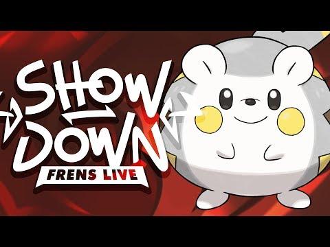YOU CANT STOP TOGEDEMARU Pokemon Ultra Sun & Moon! OU Showdown Live w/PokeaimMD & Scoot