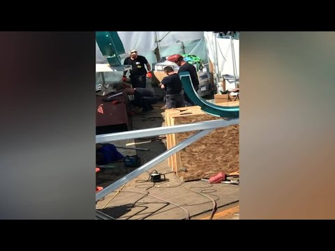 Carnival Glory passengers say they found themselves in construction zone during vacation