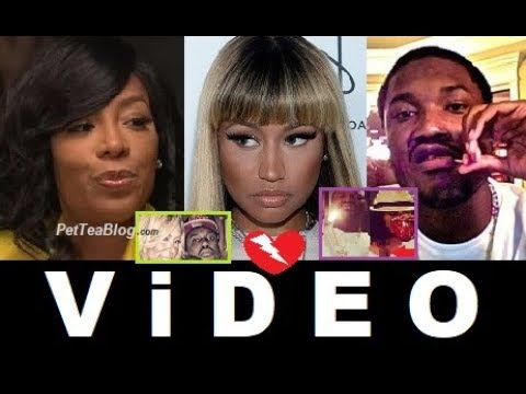 K Michelle And Meek Mill K Michelle Forgives Me...