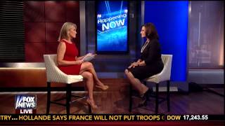 Heather Nauert & Lauren Simonetti  9//18/14