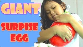 giant surprise egg 2 pooh toy story despicable me 2 easter surprise eggs