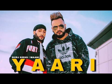 yaari-gurj-sidhu-(leaked)-full-song-official-video-latest-punjabi-new-song-#01-dk-record