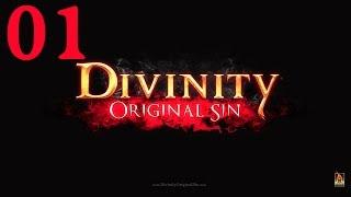Jugando a Divinity Original Sin [Español HD] [01]
