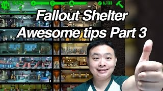 Fallout Shelter Awesome Tips & tricks Part 3