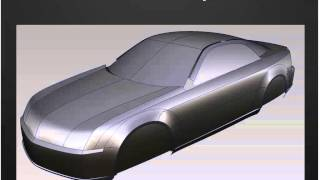 Technical Surfacing from Autodesk